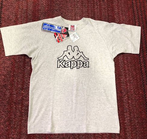 футболка Kappa nike adidas