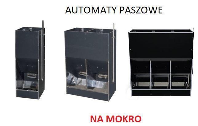 Karmnik/Automat paszowy TUCZNIKOWY na mokro/ stanowiska