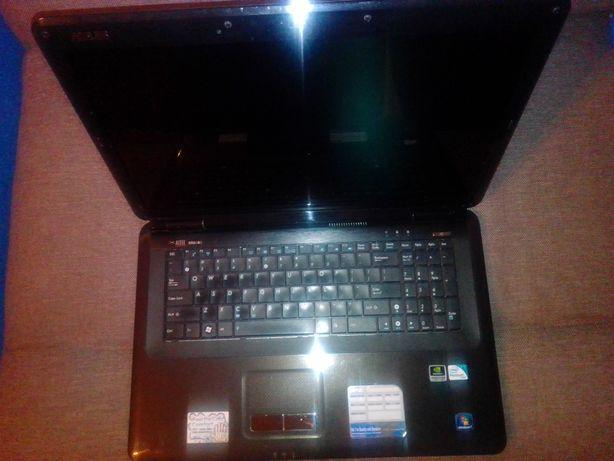 Laptop Asus K70IO 17.3 cala GeForce GT 120M 1 GB