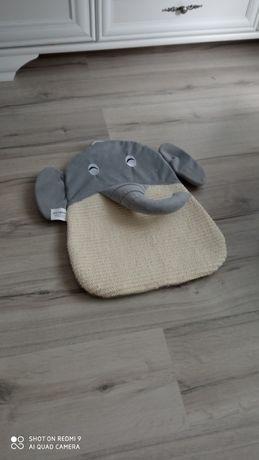 NOWA mata słoń do drapania drapak sizal