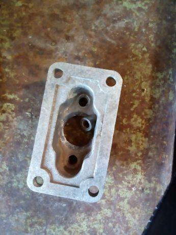 Переходник для установки солекса на заз, ЛуАЗ