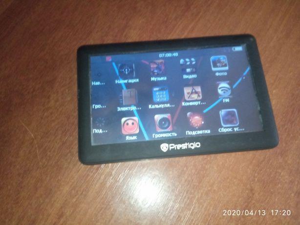 Продам GPS навігатор Prestigio GEOVISION 5056