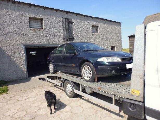 Renault Laguna II 1,9 dci