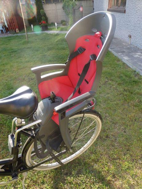 Siodełko dziecięce na rower