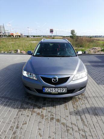 Mazda 6 2004 kombi