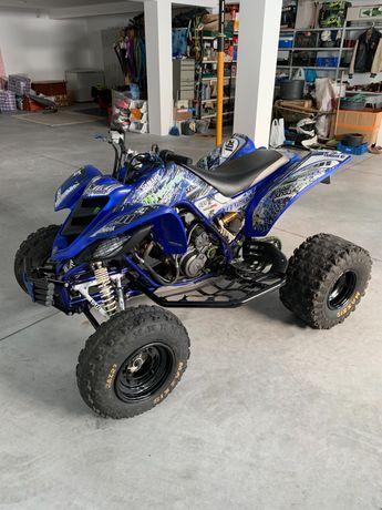 Yamaha Raptor 660R Nacional