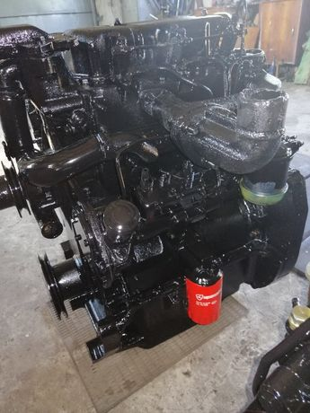 Ciagnik Ursus C 360 3p Perkins Mf 255 silnik po kapitalnym remoncie