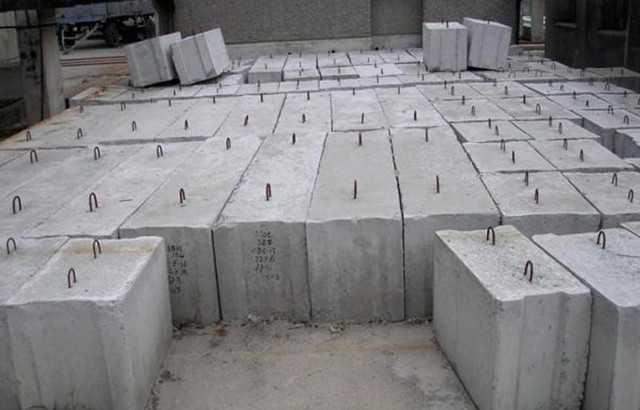 Фундаментные блоки ФБС-3,4,5,6. От производителя. Доставка