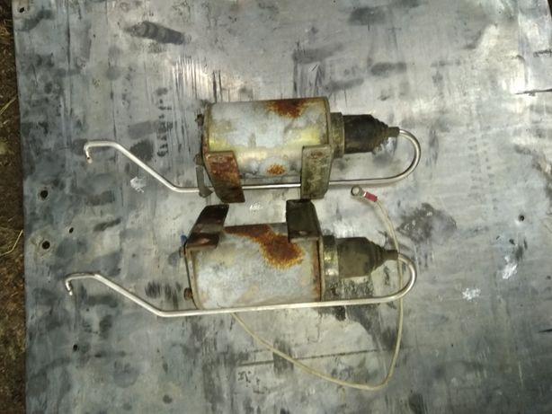 Електроклапан, глушилка, регулятор холостого хода
