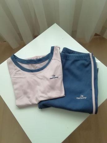 Calças e t-shirt de desporto Boomerang