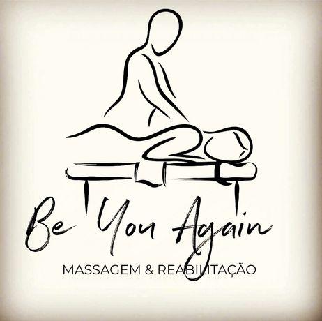 Massagens & Reabilitação