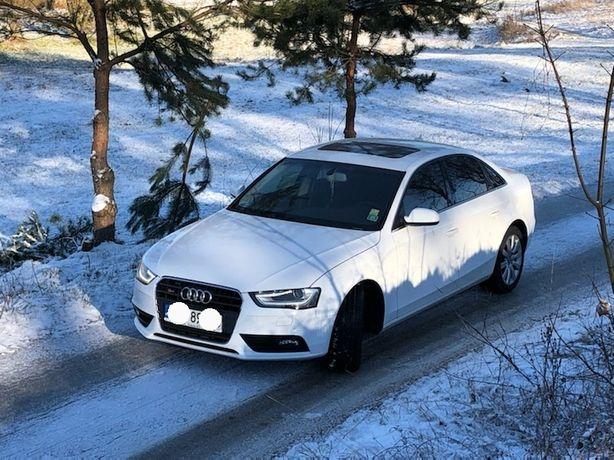 Audi A4 samochód
