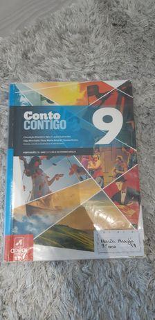 Conto Contigo- Manual de Português- 9° ano