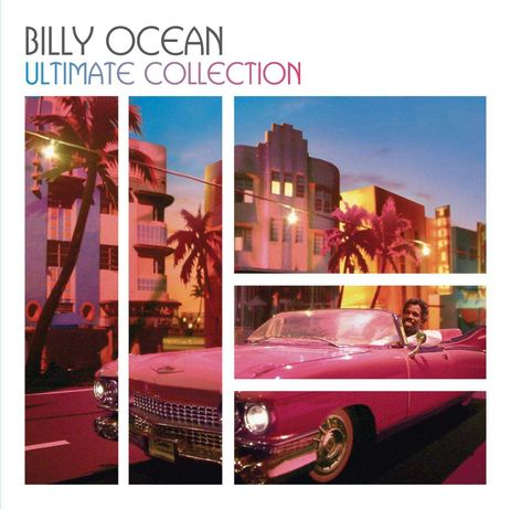 Billy Ocean - Ultimate collection (CD)