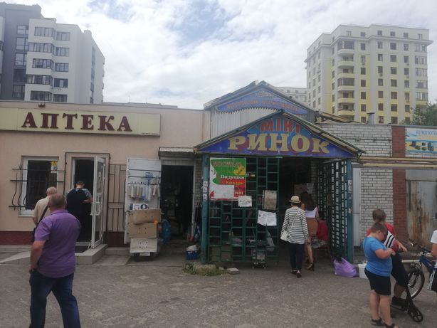 Оренда магазину на ринку по пр. Чорновола