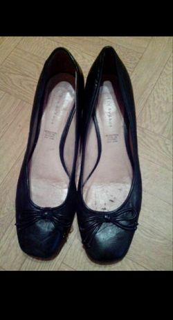 Туфли из натуральной кожи 5th Avenue