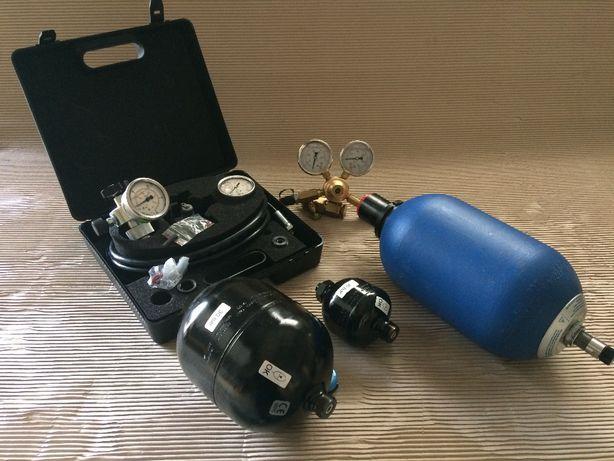 Doładowanie Akumulator hydrauliczny napełnienie hydroakumulator