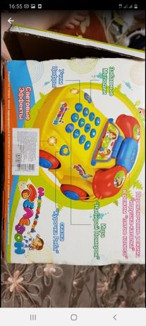 Обучающая игрушка Умный телефон