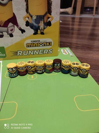 Minionki runners zestaw stan bdb