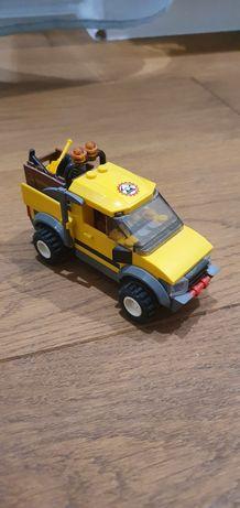 Lego city samochod