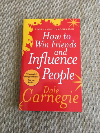 Livro How to Win Friends and Influence People - Dale Carnegie