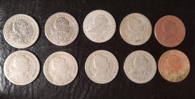 Moedas 50 Centavos 1929 (Bom Estado)