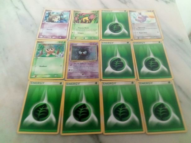 Cartas Pokémon Nintendo.
