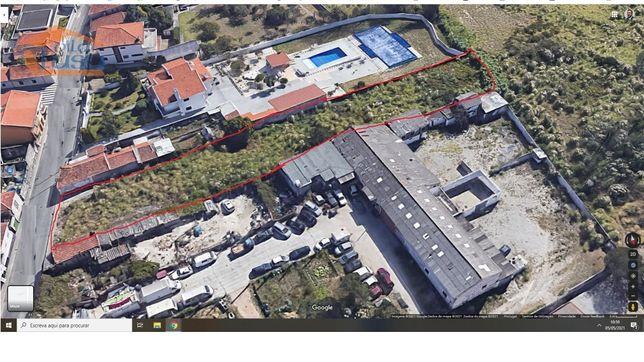 Terreno para construçao de Moradia 4 frentes com Piscina