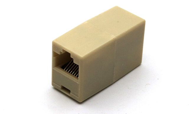Conector cabo internet ethernet