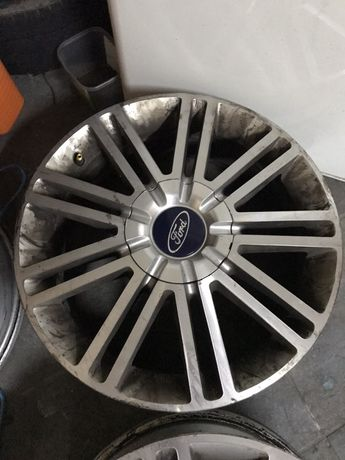 3 Jantes Ford 5x108 r17