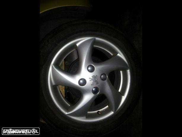 Jantes Peugeot 206 15