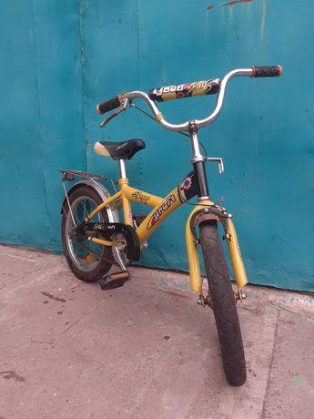 Детский велосипед .