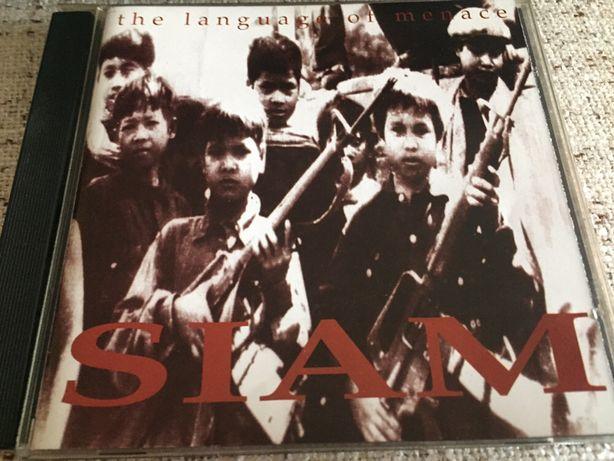 Płyta cd Siam - The Language of Menace / heavy metal/ 1994