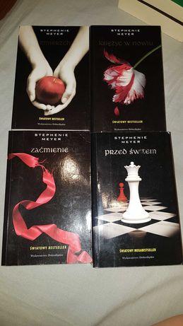 "Saga ""Zmierzch"" Stephenie Meyer"