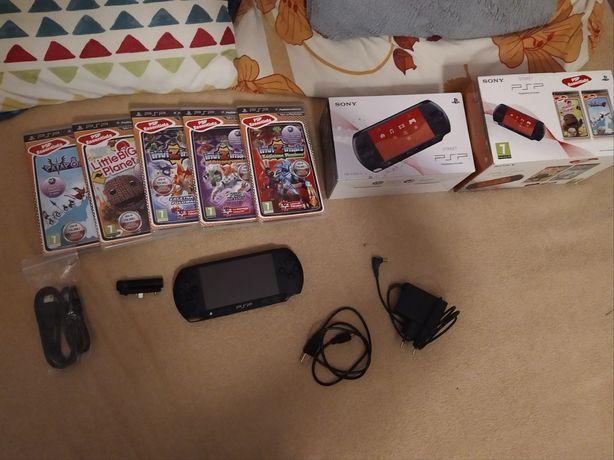 Przenośna konsola PSP