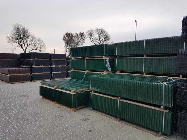 Ogrodzenie panelowe 1,8m wys. !! 67,50 zł mb !!