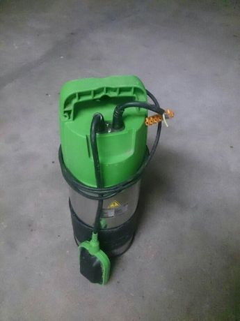 Cleancraft Ciśnieniowa pompa zanurzeniowa SPWP1107- USZKODZONA!