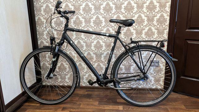 Велосипед городской , дорожный RIXE . Размер рамы XL.