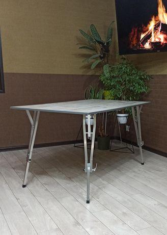 Стол трансформер  раскладной 80 х 137 см  стіл розкладний