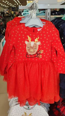 Платье  на девочку 2-3 лет , рост 98 см