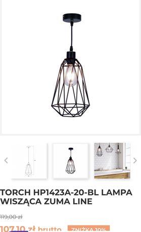 -60 % Lampa wiszaca Zuma Line  Torch sufitowa zyrandol