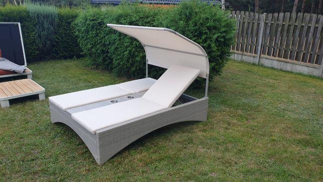 Meble ogrodowe nowe łóżko