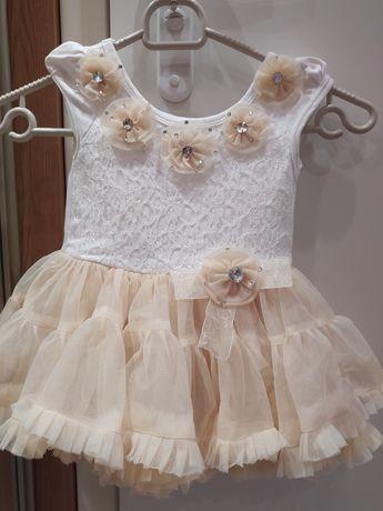 Sukieneczka 6-9 mc