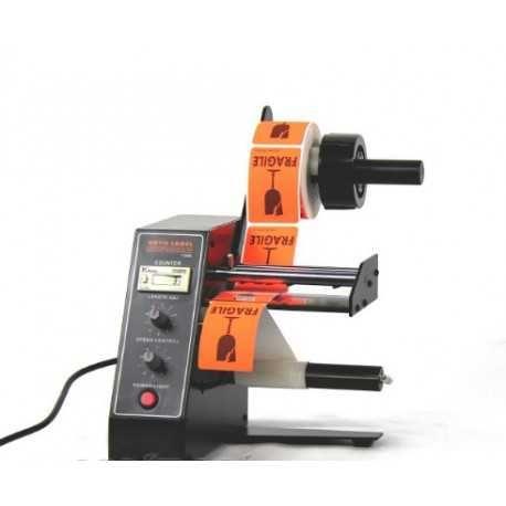 Dispensador Automático de Etiquetas Autocolantes - Equip. Embalagem