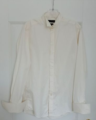Koszula pod muchę, ślub Vistula - ivory