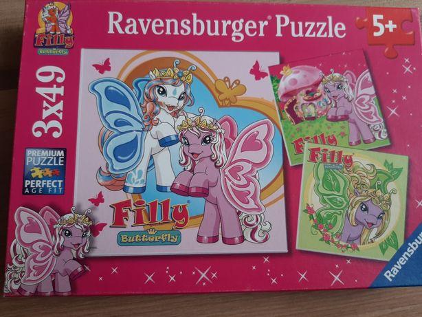 Koniki Filly puzzle