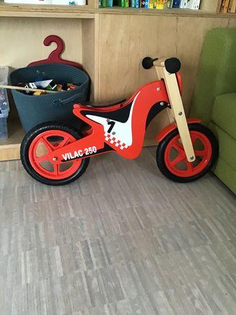 drewniany rowerek vilac 250 MOTOR