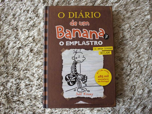 O Diário de um Banana 7 - O Emplastro