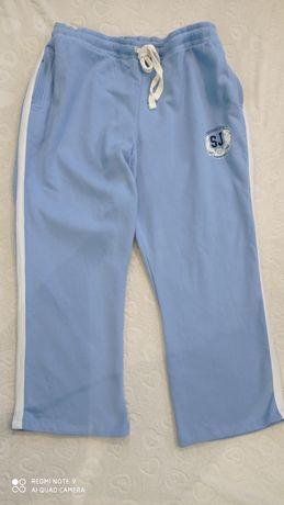 Теплые спортивные штаны теплые с начёсом батал большого размера 62-64р