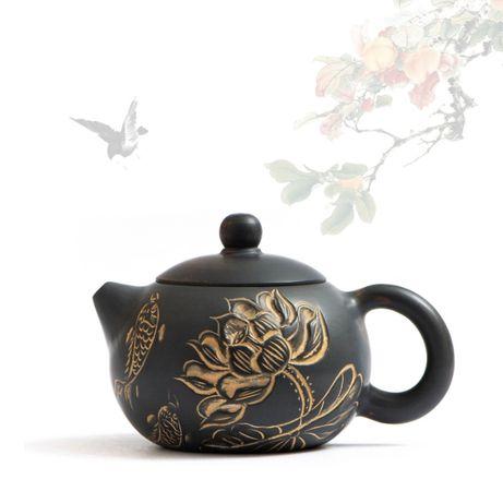"Чайник из Циньчжоу, Гуанси. Нисин-Тао. Форма ""Си ши"""